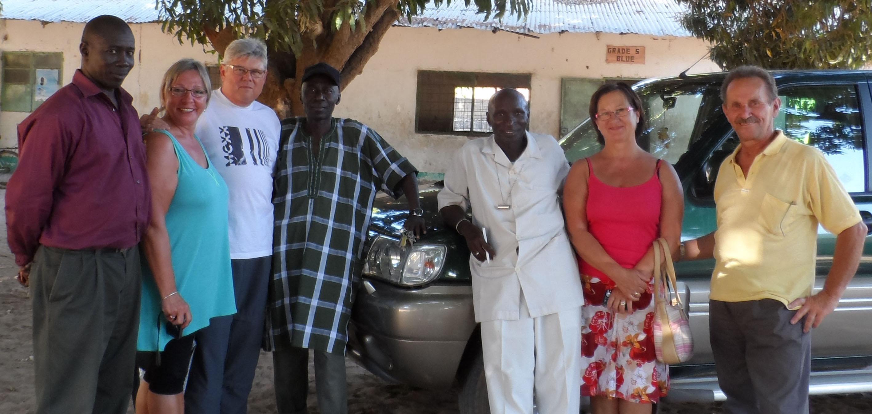 WERKGROEP SLBS  SANYANG - GAMBIA VZW